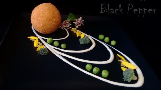 Аранчини - Рисовые шарики с моцареллой