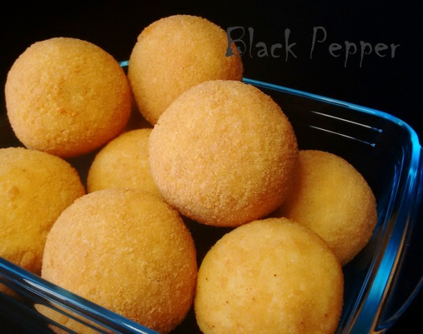 Рисовые шарики Сицилийские аранчини