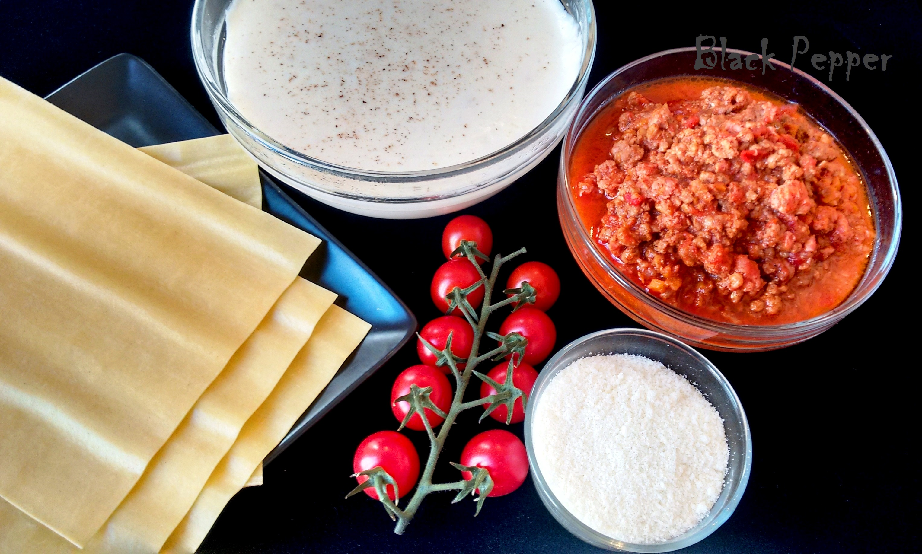 Что нужно для лазаньи ингредиенты