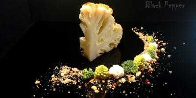 Цветная капуста в духовке рецепт