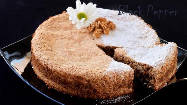 Простой пирог из 3 ингредиентов без муки