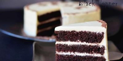 Шоколадный торт с какао (без муки)