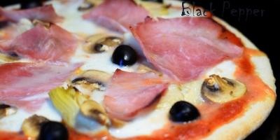 Пицца 4 сезона или капричоза