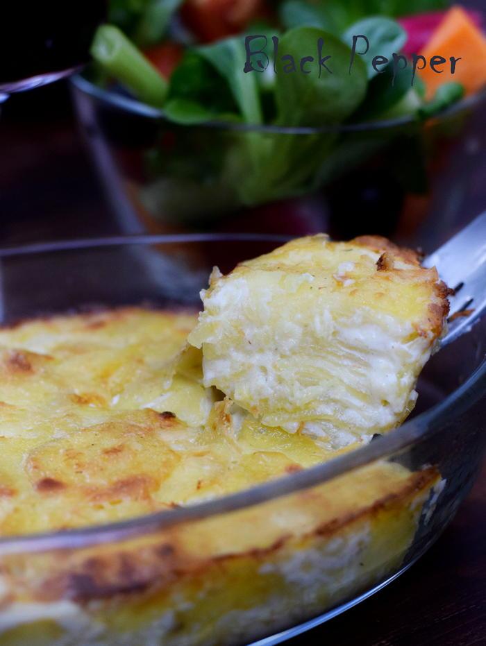 Картофель по - французски